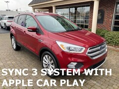 Used 2017 Ford Escape Titanium SUV for sale oin Bowling Green, OH