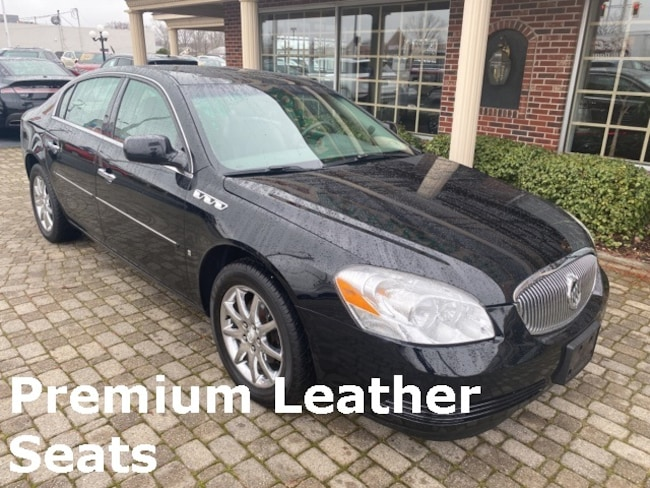 Used 2008 Buick Lucerne CXL w Leather & Chrome Wheels Sedan for sale in Bowling Green, OH