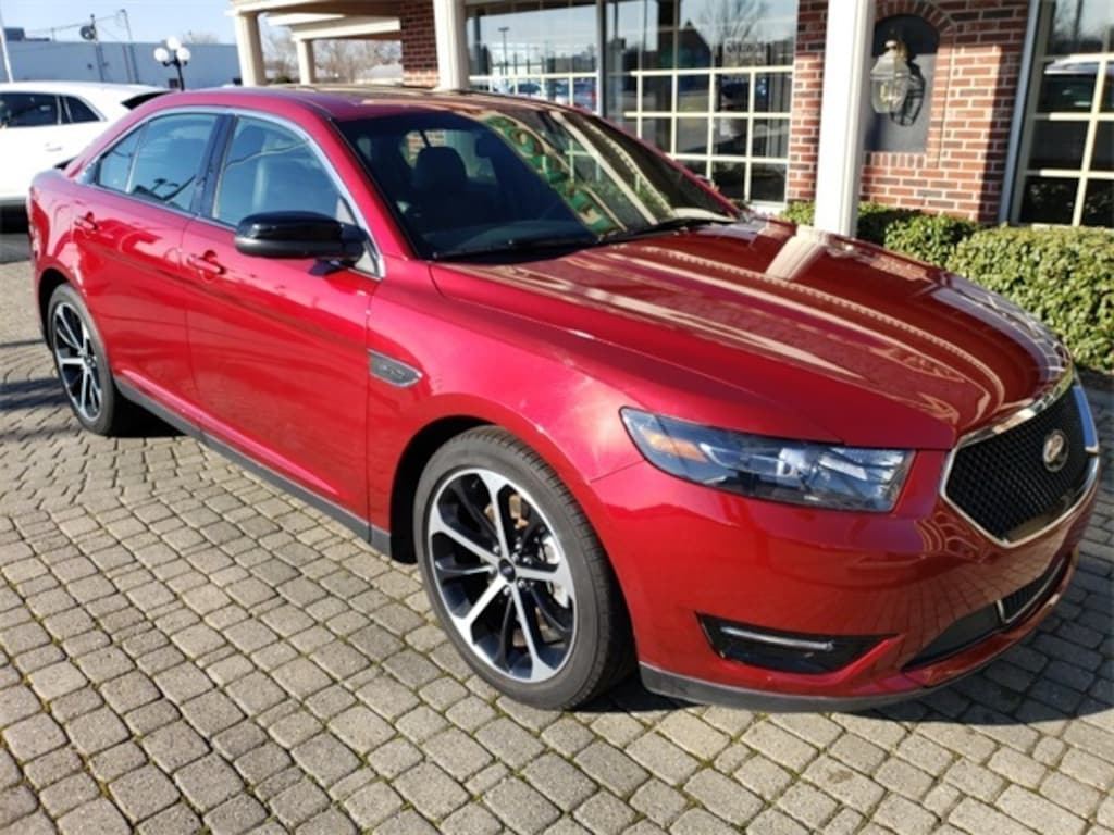 2016 Ford Taurus Sho >> Used 2016 Ford Taurus For Sale At Bowling Green Lincoln Auto Sales