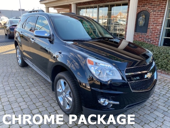 Used 2015 Chevrolet Equinox LT SUV for sale in Bowling Green, OH