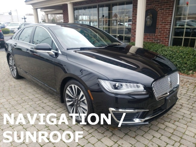 Used 2018 Lincoln MKZ Reserve Sedan for sale in Bowling Green, OH