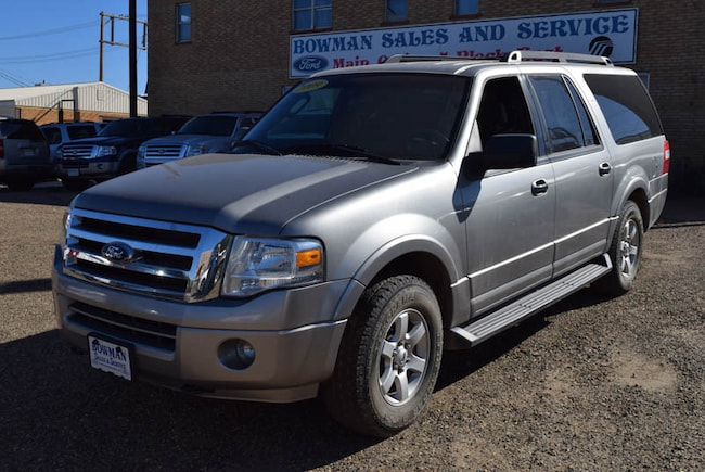 2009 Ford Expedition EL SUV
