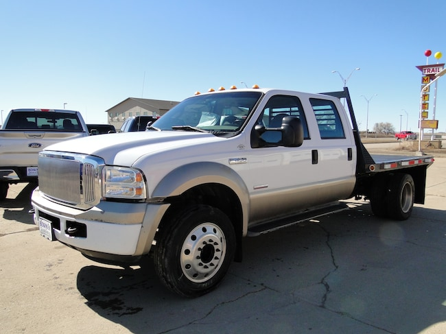 2005 Ford F-450 Chassis Cab Chassis Truck