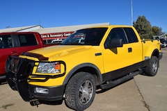 2004 Ford F-150 FX4 Extended Cab Flareside Truck