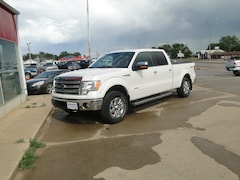 2014 Ford F-150 Lariat Crew Cab Long Bed Truck