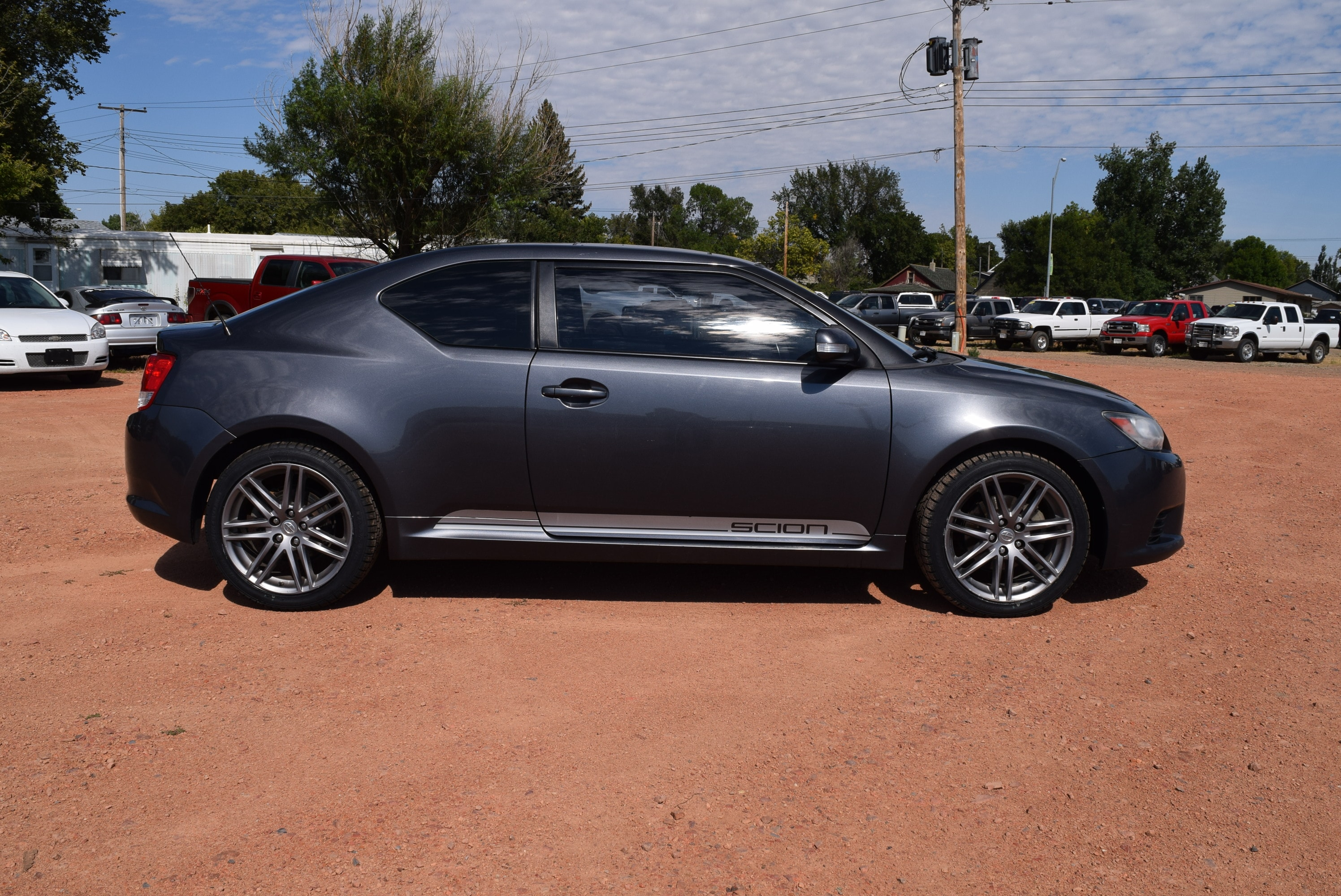 Used 2011 Scion tC For Sale at Bowman Sales & Service | VIN