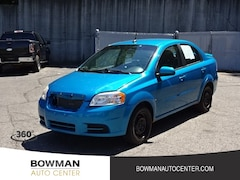 Used 2009 Chevrolet Aveo Sedan KL1TD56E39B340611 P6840A serving Clarkston