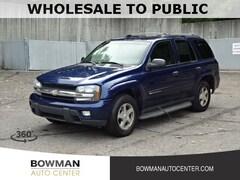 Used 2003 Chevrolet TrailBlazer SUV 1GNDT13S432179557 WSP2935 serving Clarkston