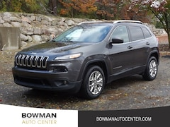 Used 2016 Jeep Cherokee Latitude FWD SUV 1C4PJLCB7GW351439 P2212 serving Clarkston