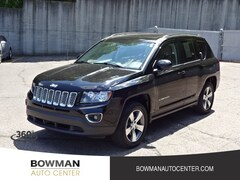 Used 2016 Jeep Compass Latitude 4x4 SUV 1C4NJDEB7GD798911 P2669 serving Clarkston