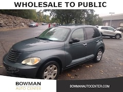 Used 2006 Chrysler PT Cruiser Touring SUV 3A4FY58B96T251742 WSP2939 serving Clarkston