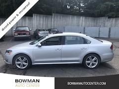 Used 2013 Volkswagen Passat 2.0L TDI SEL Premium Sedan 1VWCN7A31DC006505 P2085 serving Clarkston