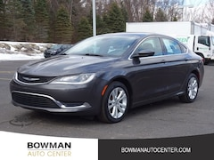Used 2015 Chrysler 200 Limited Sedan 1C3CCCAB9FN529694 P2318A serving Clarkston