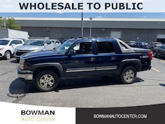 Used 2006 Chevrolet Avalanche 1500 LS Truck 3GNEK12T46G113975 P9712A serving Clarkston