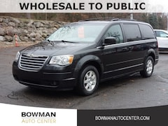 Used 2008 Chrysler Town & Country Touring Van 2A8HR54P38R824324 WSP2380 serving Clarkston