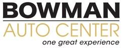 Bowman Auto Center