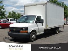 Used 2013 Chevrolet Express Cutaway Truck 1GB6G6BG7D1192055 ZC180016A serving Clarkston