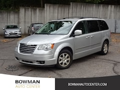 Used 2010 Chrysler Town & Country Touring Van 2A4RR5D14AR386629 WSP2941 serving Clarkston