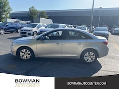 Used 2014 Chevrolet Cruze LS Auto Sedan 1G1PA5SG8E7443426 P2684 serving Clarkston