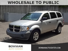 Pre-owned 2007 Dodge Durango SXT SUV for sale in Clarkston