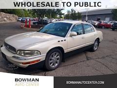 Used 2003 Buick Park Avenue Ultra Sedan 1G4CU541234140044 210344A serving Clarkston