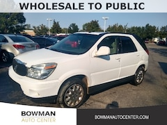 Pre-owned 2007 Buick Rendezvous SUV for sale in Clarkston