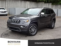Used 2018 Jeep Grand Cherokee Limited 4x4 SUV 1C4RJFBG5JC241599 P2853 serving Clarkston