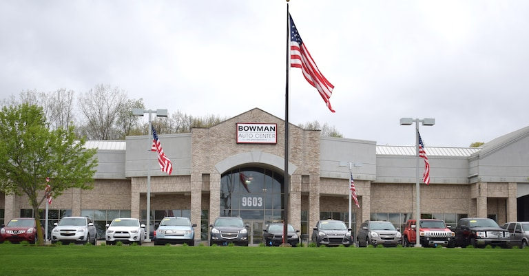 Bowman Auto Center >> Clarkston S Bowman Auto Center Used Ford Chevrolet