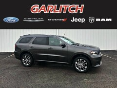 New 2019 Dodge Durango GT PLUS AWD Sport Utility for sale in North Vernon IN