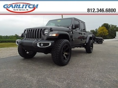 New 2020 Jeep Gladiator SPORT S 4X4 Crew Cab  for sale in North Vernon IN