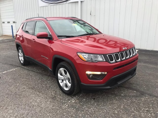 2019 Jeep Compass LATITUDE FWD Sport Utility