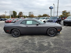 New 2019 Dodge Challenger GT AWD Coupe for sale in North Vernon IN