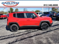 new 2020 Jeep Renegade UPLAND 4X4 Sport Utility North Vernon, IN