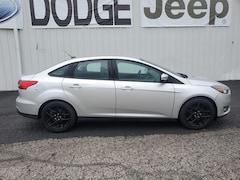 used 2016 Ford Focus SE Sedan north vernon