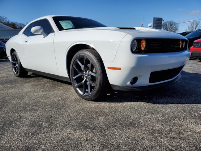 2019 Dodge Challenger SXT Blacktop Coupe
