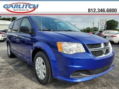 New 2020 Dodge Grand Caravan SE (NOT AVAILABLE IN ALL 50 STATES) Passenger Van for sale in North Vernon IN