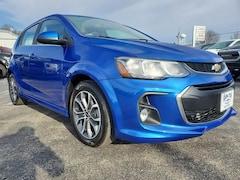 used 2019 Chevrolet Sonic LT Auto w/1SD Hatchback north vernon