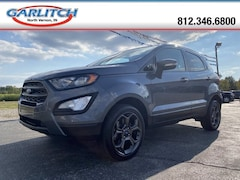 used 2018 Ford EcoSport SES SUV north vernon