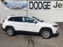 New 2019 Jeep Cherokee LATITUDE 4X4 Sport Utility  for sale in North Vernon IN