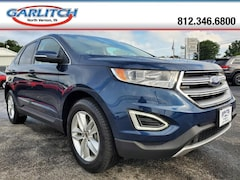 used 2017 Ford Edge SEL All-Wheel Drive SUV north vernon