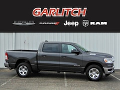 New 2019 Ram 1500 TRADESMAN CREW CAB 4X4 5'7 BOX Crew Cab  for sale in North Vernon IN