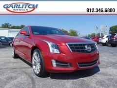 used 2013 Cadillac ATS 2.0L Turbo Performance Sedan north vernon