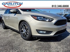 used 2018 Ford Focus SEL Hatchback north vernon