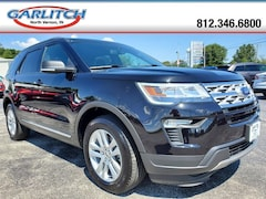 used 2019 Ford Explorer XLT SUV north vernon