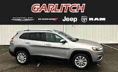 New 2019 Jeep Cherokee LATITUDE FWD Sport Utility  for sale in North Vernon IN