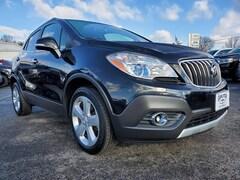 used 2016 Buick Encore Convenience All-Wheel Drive SUV north vernon