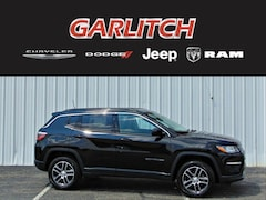 New 2018 Jeep Compass LATITUDE 4X4 Sport Utility  for sale in North Vernon IN