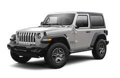 new 2021 Jeep Wrangler SPORT S 4X4 Sport Utility North Vernon, IN