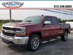 used 2016 Chevrolet Silverado 1500 LT w/1LT Truck north vernon