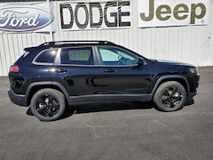 new 2020 Jeep Cherokee ALTITUDE 4X4 Sport Utility North Vernon, IN